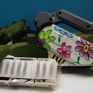 heavy duty belt for auto dog brush