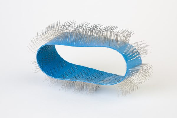 ADB Petite blue brushbelt